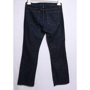 J.Crew Bootcut Jeans Dark Wash Stretch Short